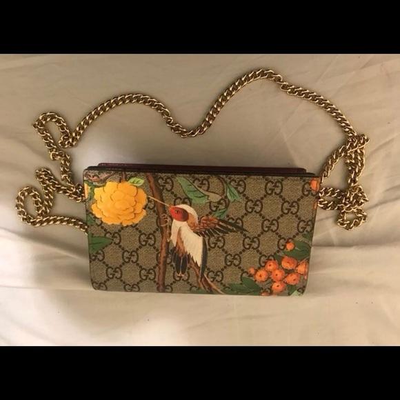 81688347663e Gucci Bags | Tian Mini Chain Handbag | Poshmark